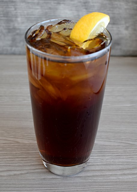HOUSE-BREWED ICED TEA