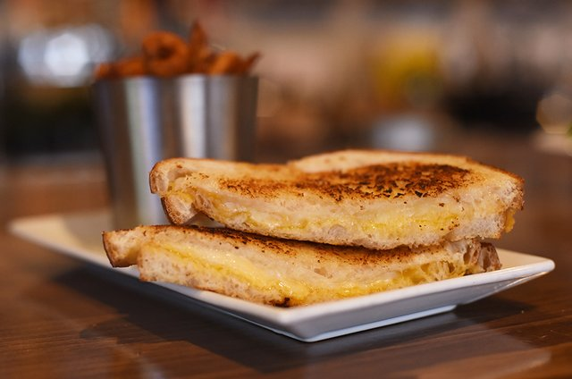 Adult Grilled Cheese