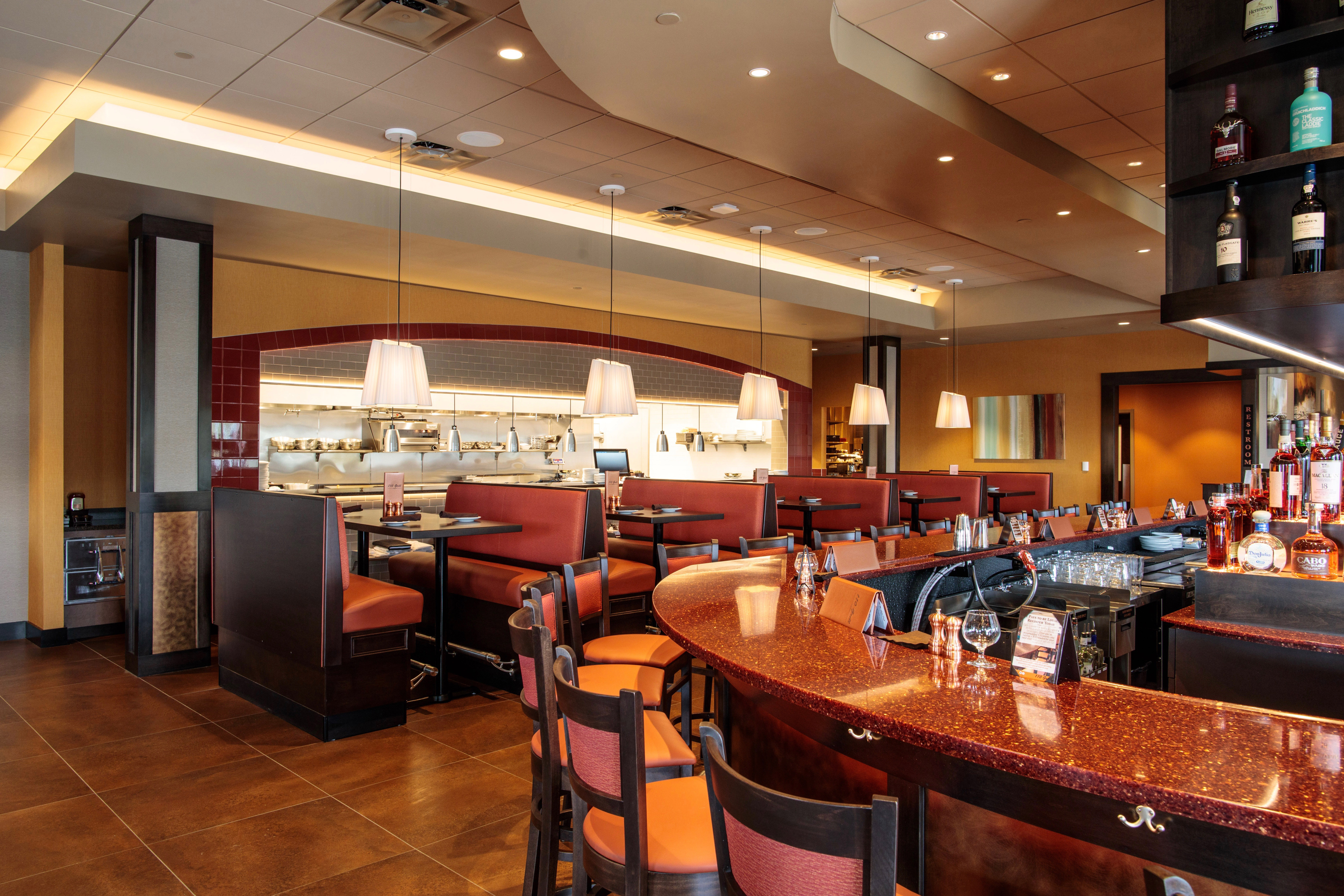 Fall River, MA - 5 Grill - Modern American Restaurant