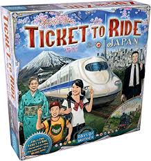 Ticket to Ride Japan/ Italy