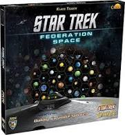 Star Trek Catan: Federation Space