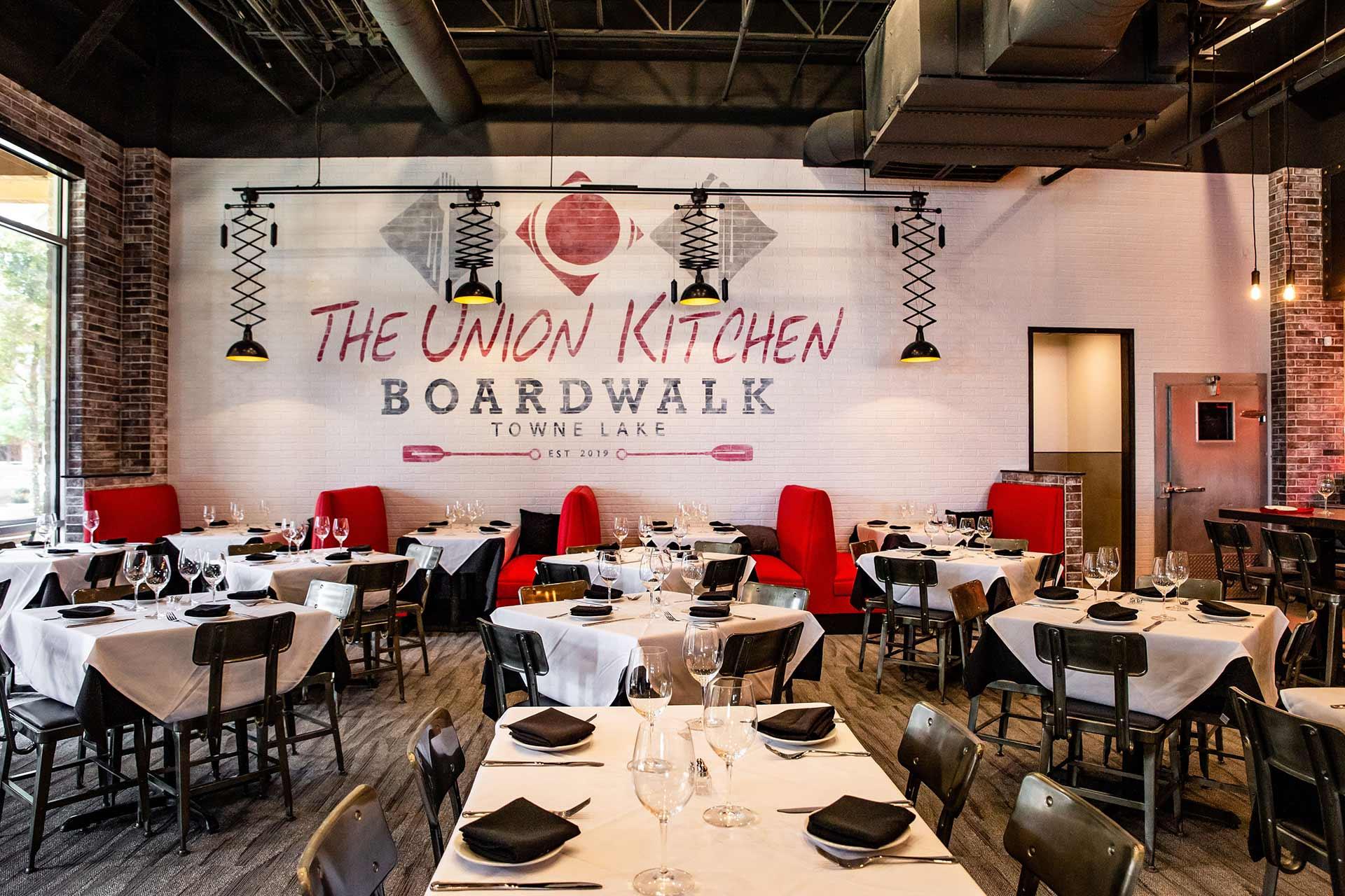 Menu The Union Kitchen